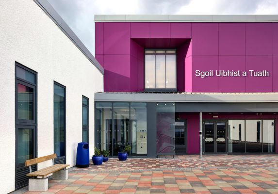 """Robertson celebrates opening of """"incredibly rewarding"""" North Uist project"""