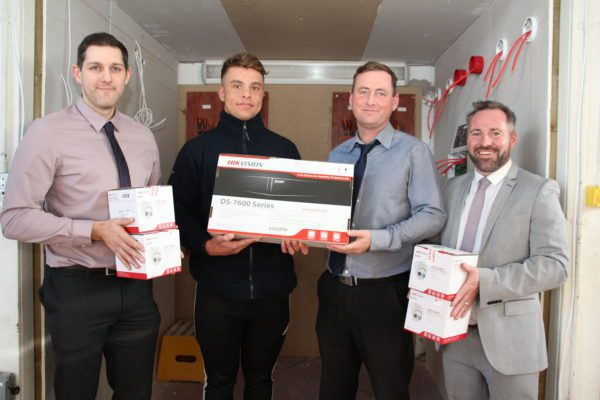 Apprentices to benefit from equipment donation
