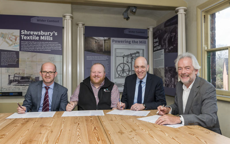New Partnership Aims To Boost Work On Traditional