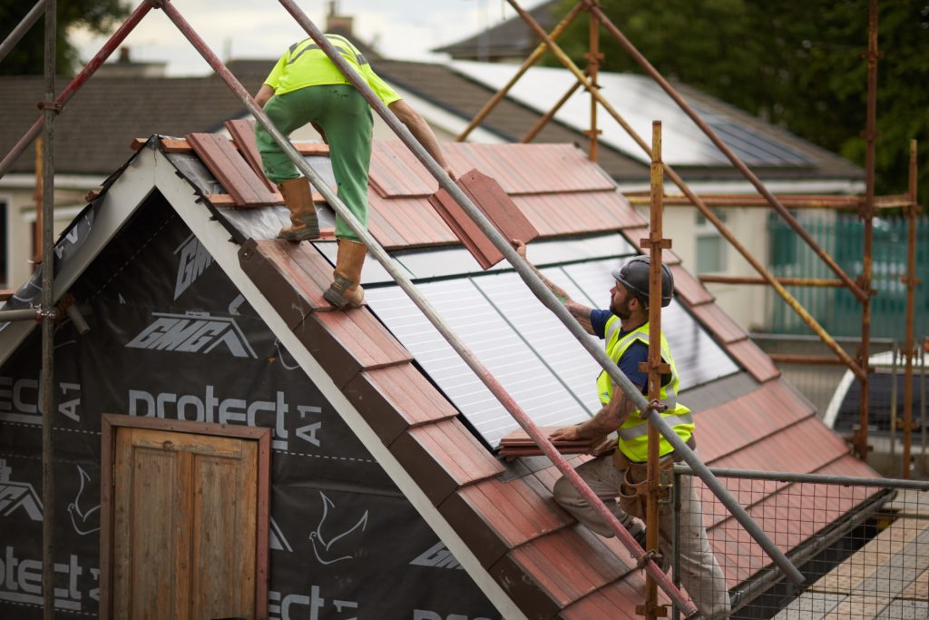 Success Is No Accident For Gmg Contractors Project Scotland