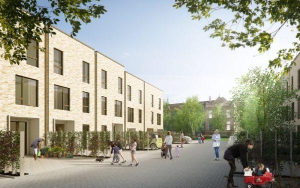 Residential development planned for historic university site
