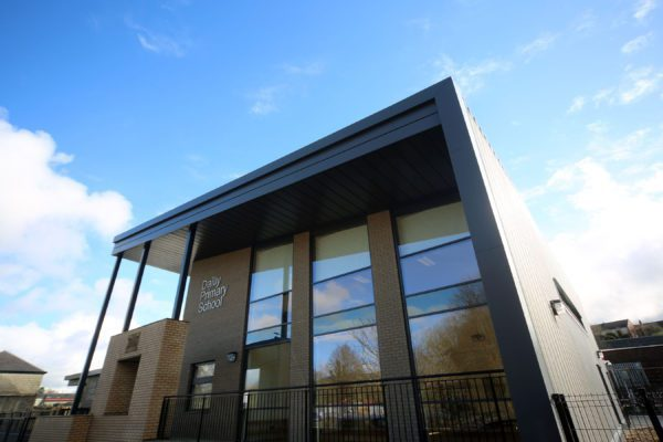 New primary school for rural Ayrshire village