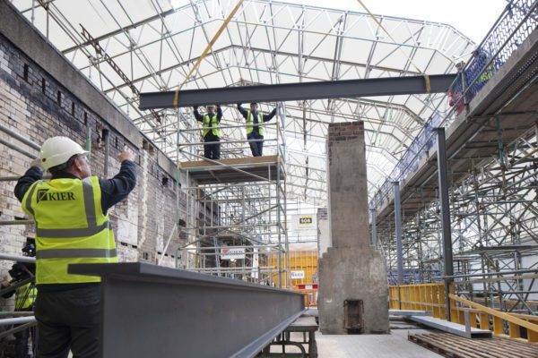 """Scottish projects contribute to """"solid"""" Kier results"""