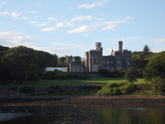 Stornoway castle reopens after multi-million pound renovations
