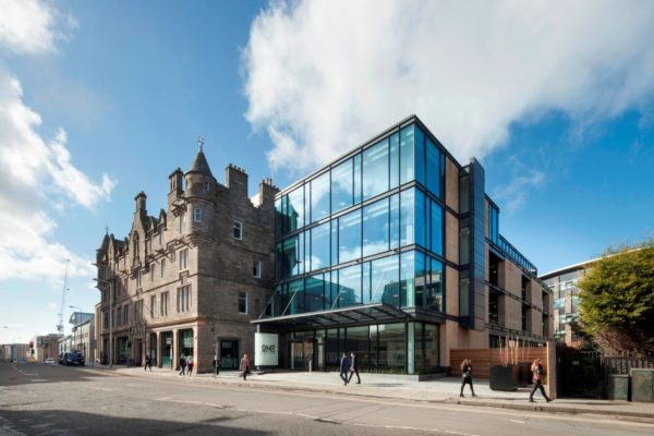 New Edinburgh office development is tech savvy