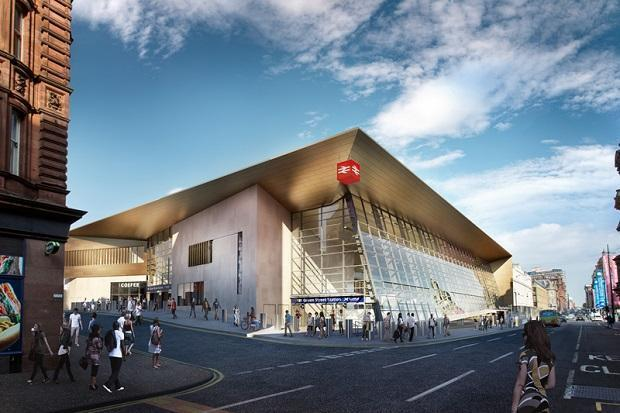 Balfour Beatty Awarded Queen Street Station Contract