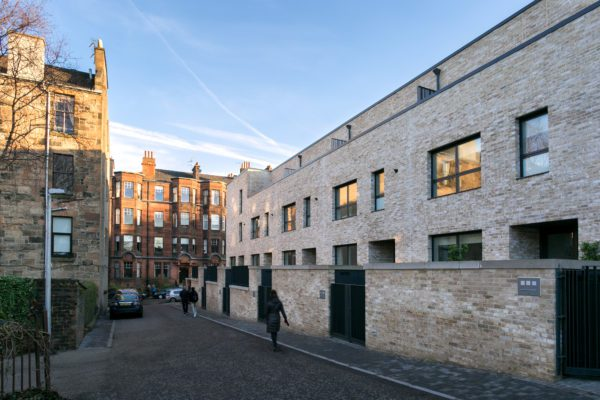 Offsite manufacturing boosts townhouse development