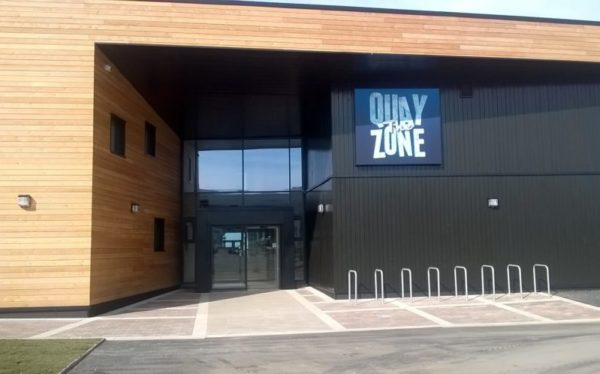Girvan leisure centre delivered ahead of schedule