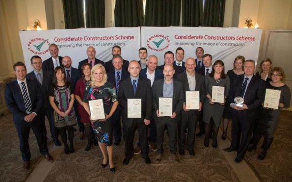 Scottish projects help earn Kier CCS recognition
