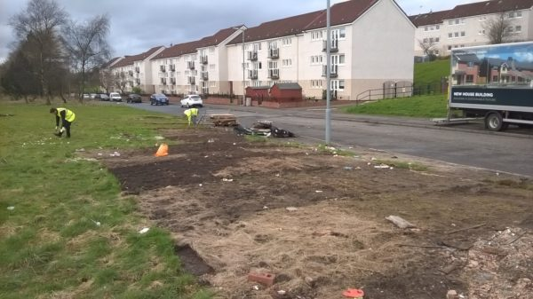 Glasgow construction firm steps in to protect water voles