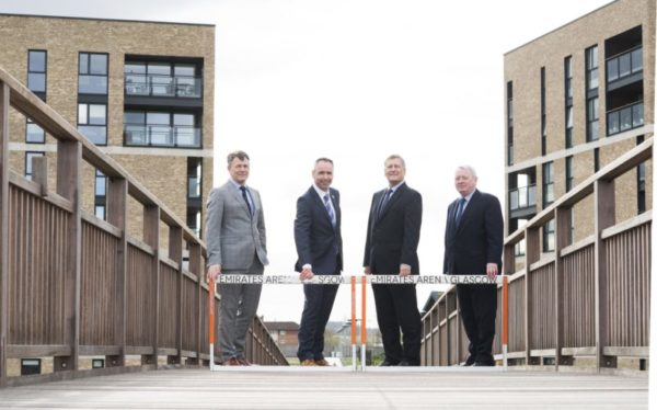 Glasgow consortium scoops 25th award