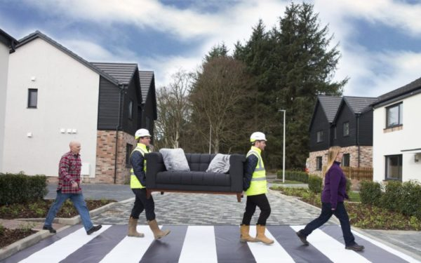 New Aberdeen community welcomes first residents