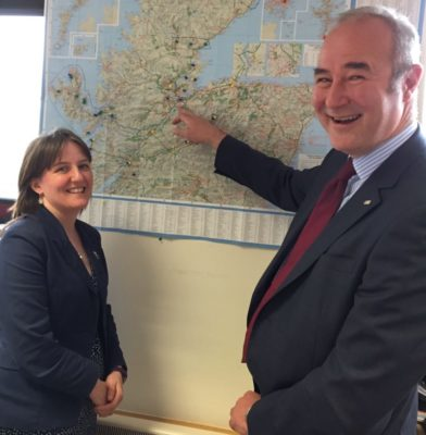 MSP hears of Highland construction projects