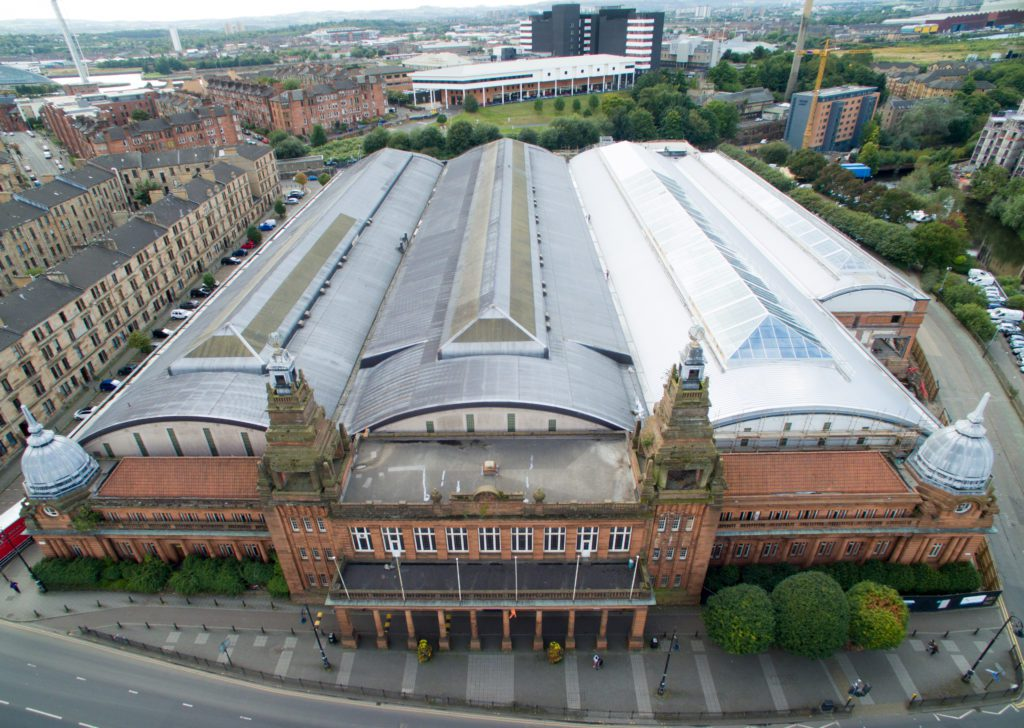 Hall Of Fame Historic Glasgow Building Takes Top Rics