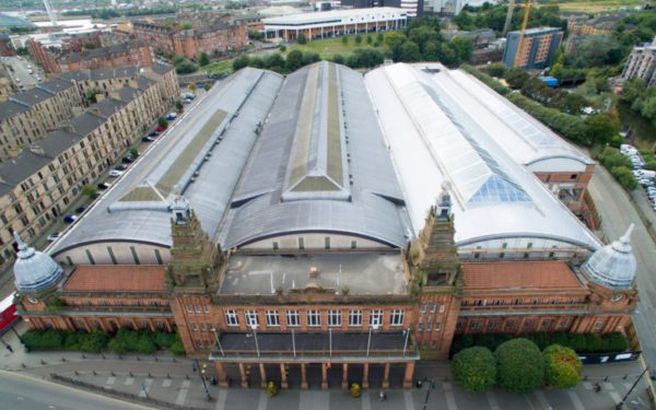 Hall of fame: historic Glasgow building takes top RICS prize