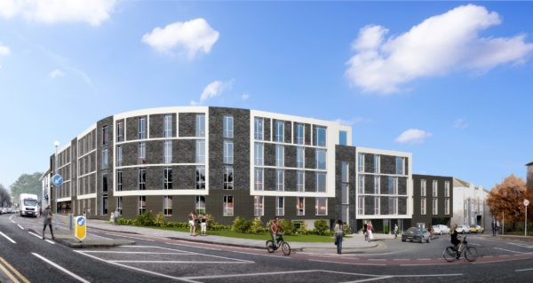 Work starts at £16m Aberdeen student development