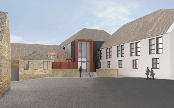 Threesixty to design Stromness campus