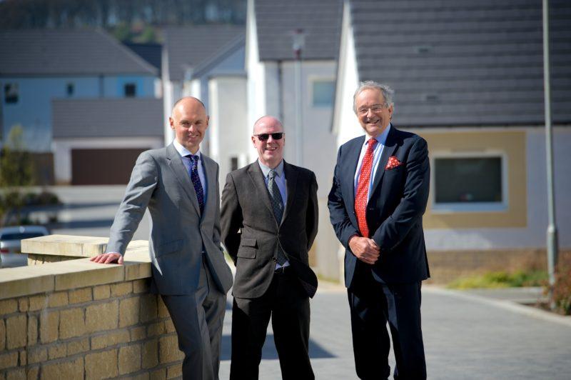 Housing Minister Sees Planning Policy In Action Project