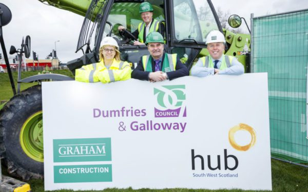 Suppliers given chance to impress in Dumfries and Galloway