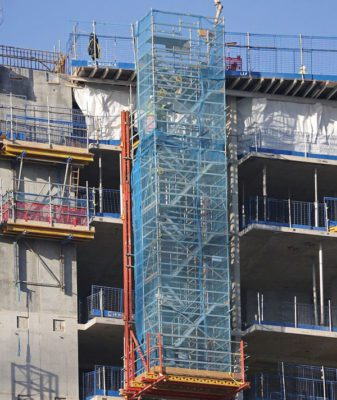Consolidation: the benefits of integrated scaffolding and formwork solutions
