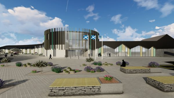 Proposals unveiled for new Highlands prison