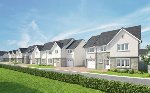 CALA sells out trio of Aberdeen developments