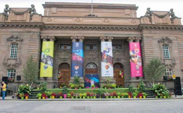 RIAS expresses disappointment at Perth City Hall process