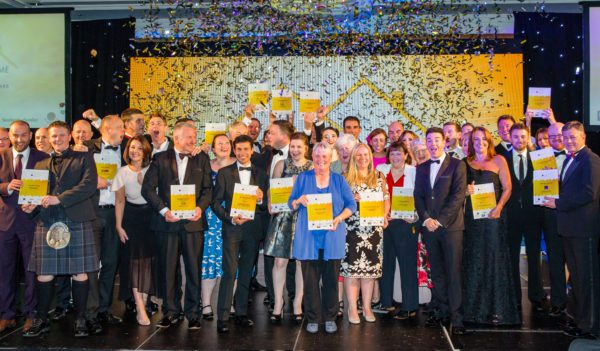 Winners crowned at Scottish Home Awards 2017