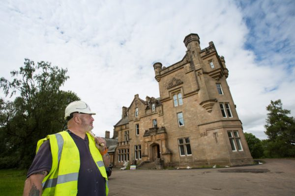 Huge investment helps transform historic buildings