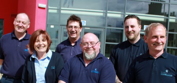 Facilities management team honoured for Broughty Ferry work