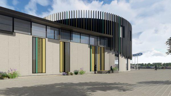 History inspires design of new Highland prison