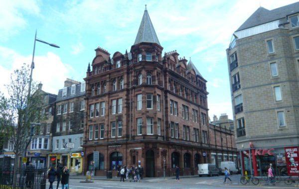 Conservation project complete at historic Edinburgh building
