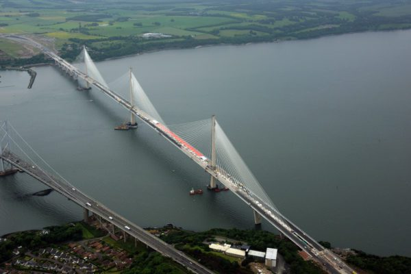 Queensferry Crossing opening date announced