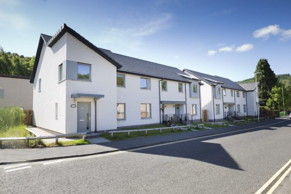 Esh Border Construction completes multi-million pound social housing project
