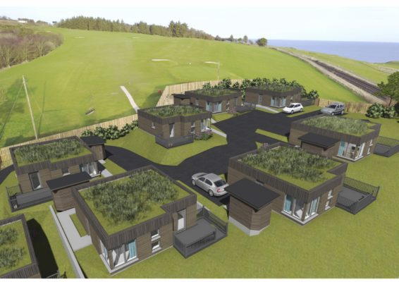 Tourism project to bring a little bit of luxury to Stonehaven