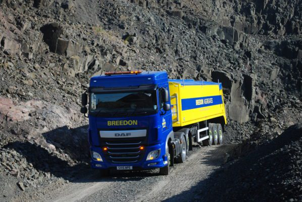 Breedon to buy four Tarmac quarries
