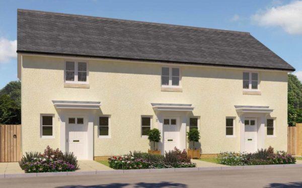 "Housebuilder unveils ""more efficient"" range of homes"