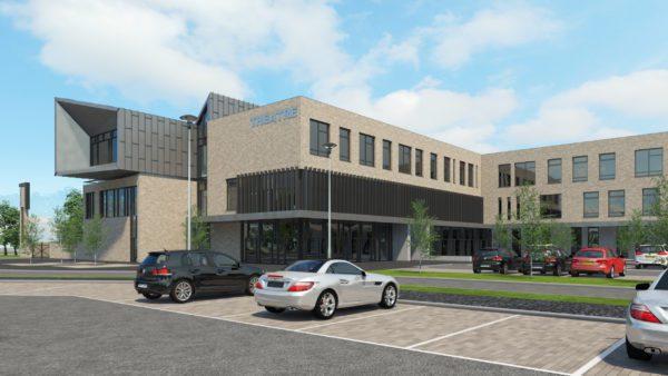£34.5 million Cumbernauld campus plans agreed