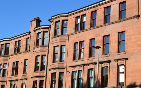 Window replacement project brings fuel savings in Glasgow
