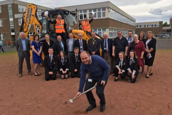 Kilwinning sports project is pitch perfect