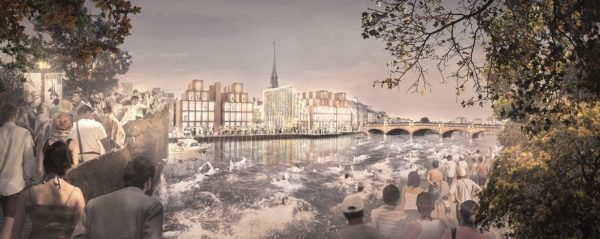 "Contractor appointed for ""ambitious"" Ayr waterfront project"