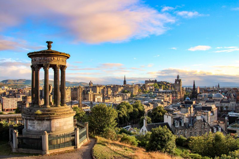 Billion pound City Deal agreed for Edinburgh and South East