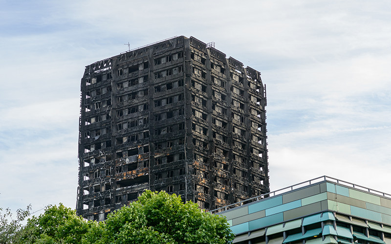 Grenfell Time To Change Procurement Approach Project