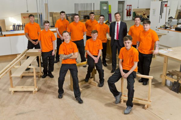 Eleven apprentices given Clark Contracts opportunity