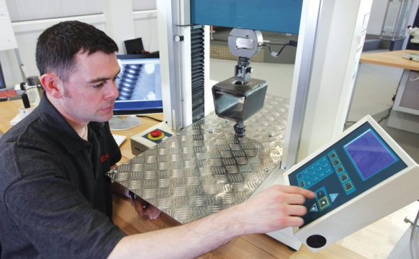 Automotive engineering inspires building products