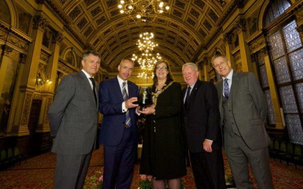 Glasgow honour for Athletes' Village consortium