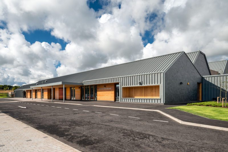 Landmark £18.5 million school opens in Aberdeen
