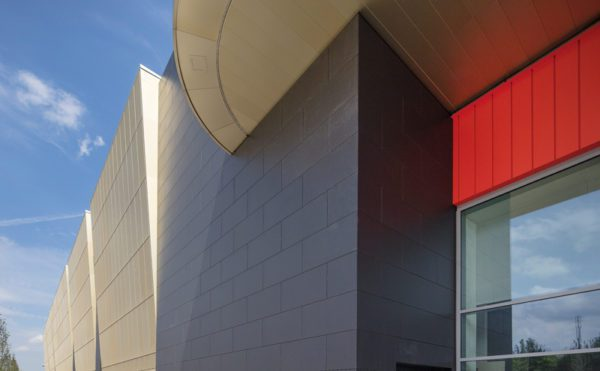 Powder coated fasteners boost £13.7m retail project