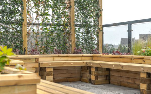 Highland street furniture and planting specialist adds 'high performing wood' to its portfolio