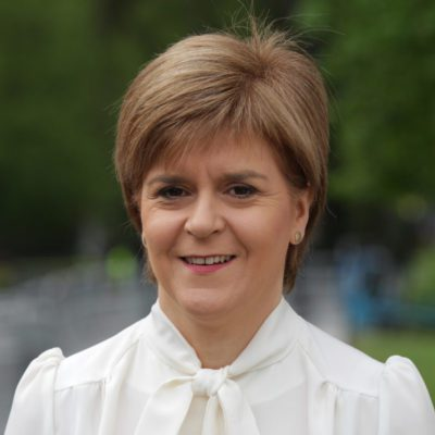 First Minister officially opens £500 million motorway project